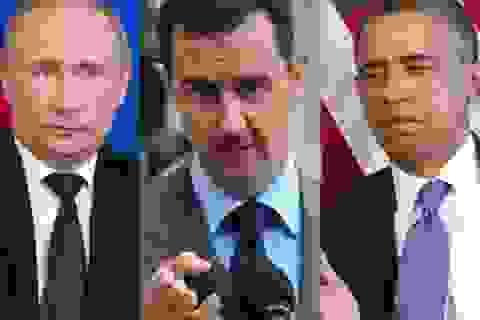 Nga lợi trăm đường vì hành xử chính nghĩa ở Syria