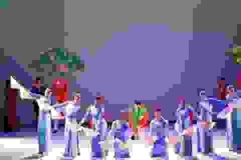 Lễ hội giao lưu văn hóa hữu nghị Việt Nam-Hàn Quốc