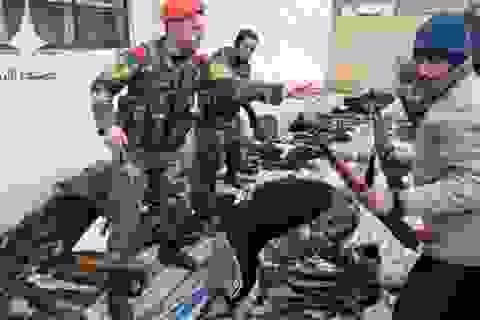 Syria đánh lui IS ở T4, bức hàng phiến quân Tây Ghouta/Damascus