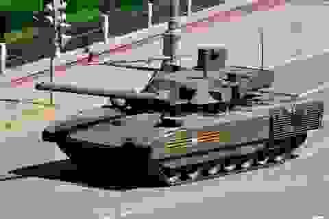 Nguy cơ đụng độ Nga-NATO: T-14 Armata thách thức tất cả