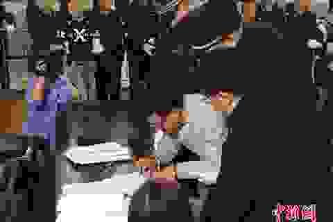 """""""Trùm mộ cổ"""" của Trung Quốc bị kết án tử hình"""