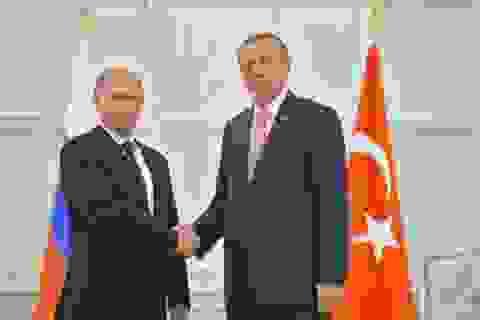 Nga - Thổ hòa giải, Mỹ phải lên gồng ở Syria?