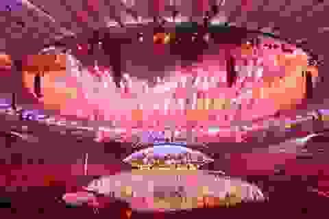 Lễ khai mạc Olympic 2016: Rực rỡ sắc màu, ánh sáng