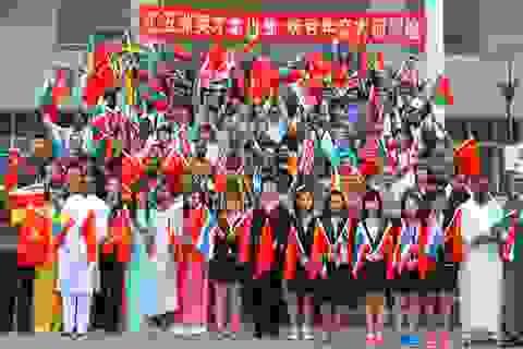 Tuyển sinh học bổng  toàn phần Trung Quốc 2016