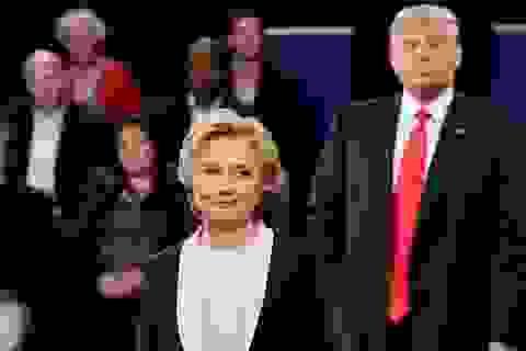 Bà Clinton bỏ xa đối thủ Trump với 14 điểm