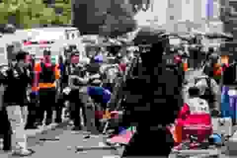 """Khủng bố tại Jarkarta: """"Trái tim"""" Hồi giáo bị tấn công"""