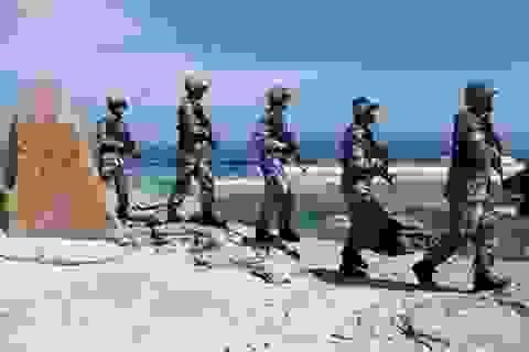 Lấn Biển Đông, Trung Quốc dùng kế độc chiếm quyền kiểm soát