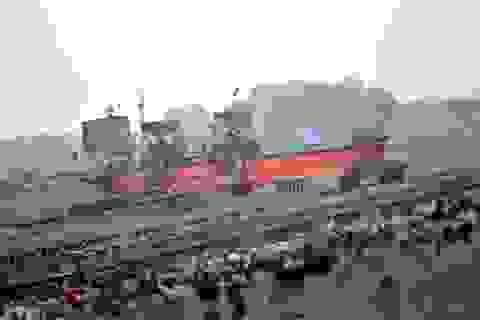 Nhà máy 8.000 tỷ bỏ hoang: Bồi thường cho Trung Quốc trăm tỷ