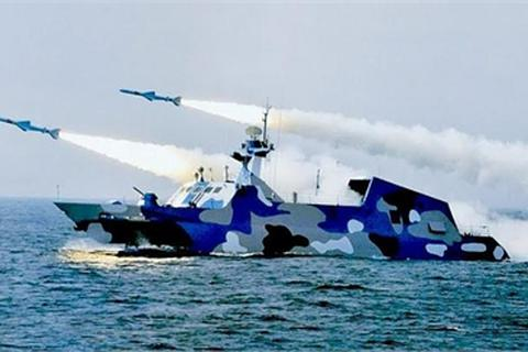 Bắc Kinh táo tợn tính lập eo biển mới ở Biển Đông?