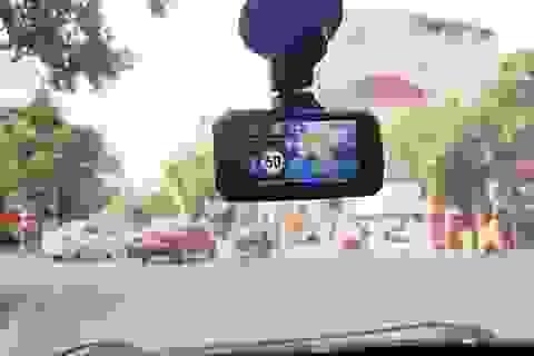 Đánh giá camera hành trình WebVision S8 tích hợp công nghệ cảnh báo tốc độ