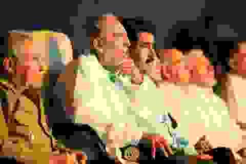 Lễ mừng sinh nhật cuối cùng của lãnh tụ Fidel Castro