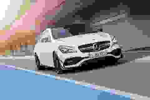 Mercedes-Benz sẽ làm A-Class phiên bản sedan
