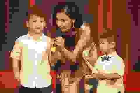 Việt Trinh tuyển chọn diễn viên nhí