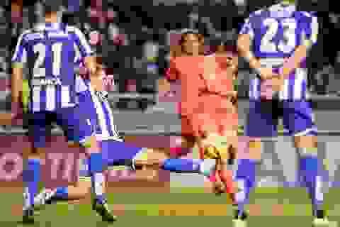 Barcelona thoát khỏi cuộc khủng hoảng tại La Liga?