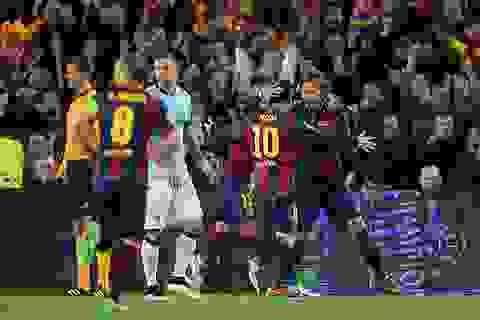 Barcelona - Man City: Cuộc chiến khốc liệt