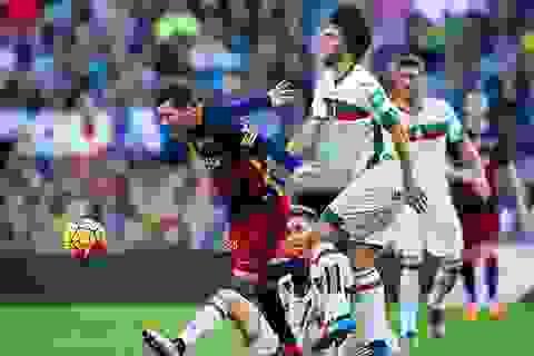 Barcelona lên ngôi vô địch La Liga tại Los Carmenes?
