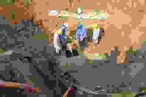"""Có hay không việc """"cài thầu"""" dự án đường ống nước sông Đà?"""