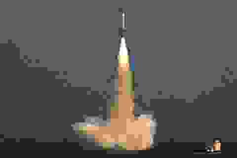 Ấn Độ chạy thử nghiệm tàu ngầm hạt nhân tự đóng đầu tiên