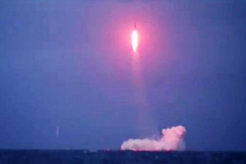 Nga phóng thử thành công 3 tên lửa tầm xa liên tiếp