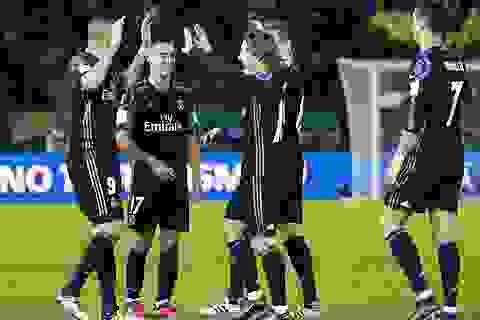 C.Ronaldo ghi bàn, Real Madrid vào chung kết FIFA Club World Cup 2016