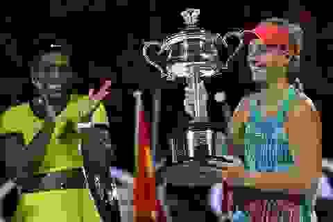 Serena Williams 1-2 A.Kerber: Chào mừng tân vương