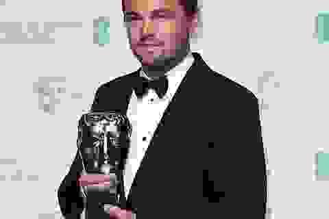 Trước giải Oscar, Leonardo DiCaprio giành giải BAFTAs