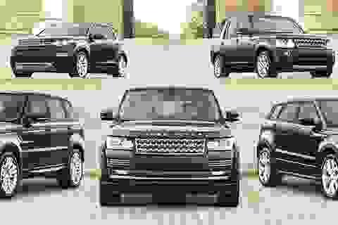 An tâm khi chọn xe Land Rover chính hãng