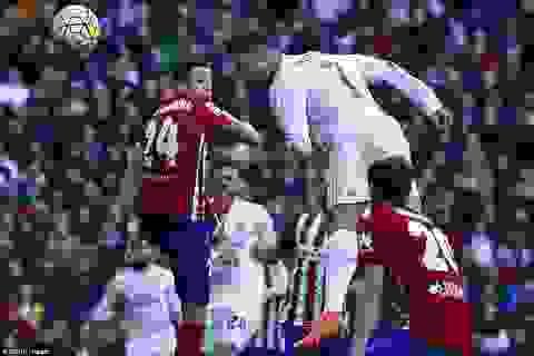 Bại trận trước Atletico, Real Madrid gần tan mộng vô địch
