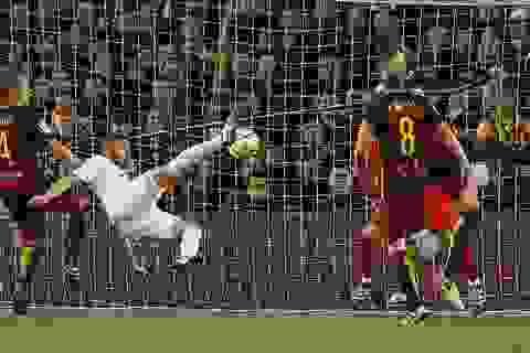 Real Madrid ngược dòng đánh bại Barcelona tại Nou Camp