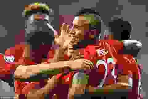 Vidal lập công, Bayern Munich thắng nhẹ trước Benfica