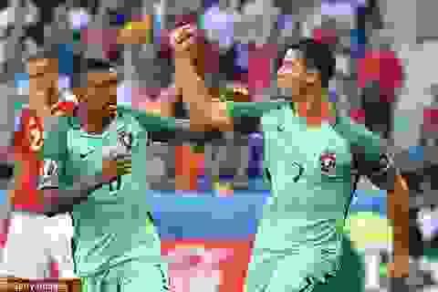 """""""Bồ Đào Nha như đội bóng một người"""""""