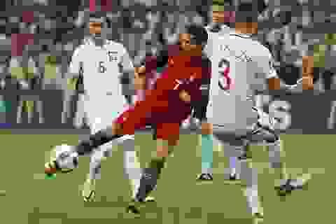 Ba Lan 1-1 Bồ Đào Nha (penalty 3-5): Loạt luân lưu nghẹt thở