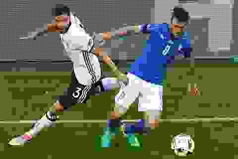 """""""Tiếc cho Italia, Pháp đi tiếp xứng đáng"""""""