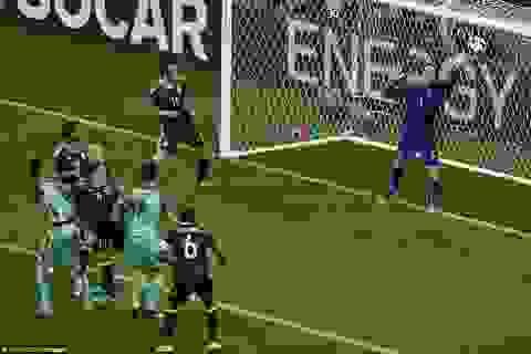 Những khoảnh khắc C.Ronaldo giúp Bồ Đào Nha hạ gục Wales