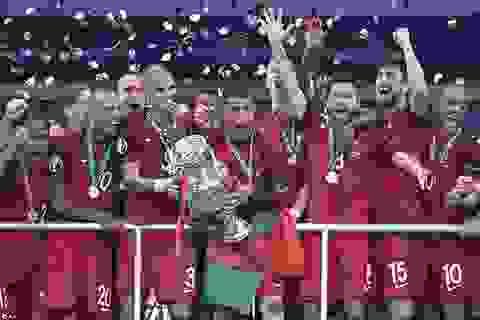 """Pháp 0-1 Bồ Đào Nha: Bàn thắng """"vàng"""" ở phút 109"""