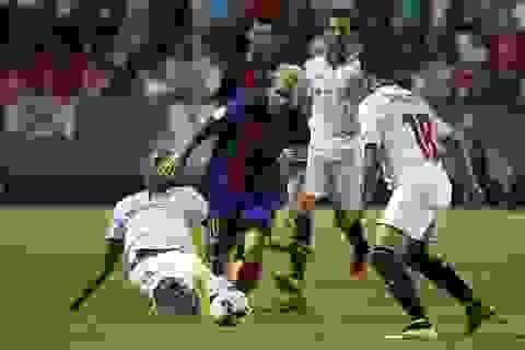 Barcelona - Sevilla: Hy vọng mong manh