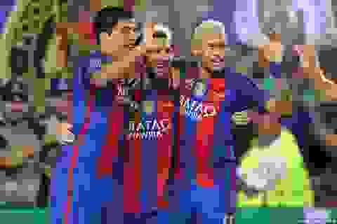 Barcelona vượt qua nỗi sợ hãi trước tân binh ở La Liga?