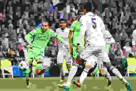 Real Madrid giành vé vào vòng knock-out Champions League?