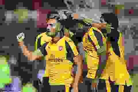 Arsenal đại thắng trên sân của Nottingham Forest