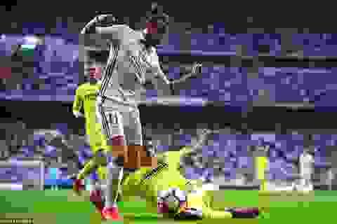 Real Madrid giải mã hiện tượng Las Palmas?