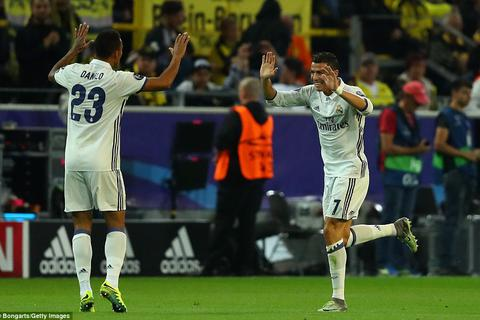 Real Madrid tìm kiếm chiến thắng đậm đà ở Champions League?