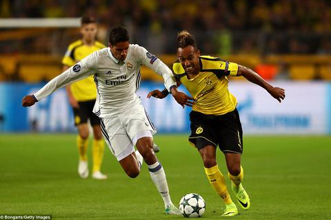Real Madrid - Dortmund: Quyết đấu vì ngôi đầu