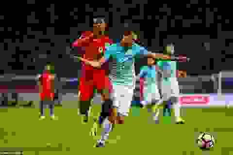 Hart tỏa sáng, Anh chia điểm trên sân Slovenia