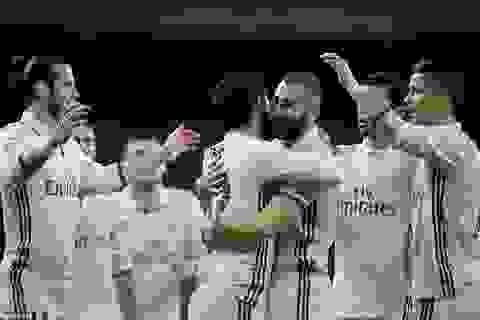Real Madrid giải mã ẩn số Alaves