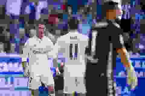 Real Madrid xây chắc ngôi đầu bảng La Liga?