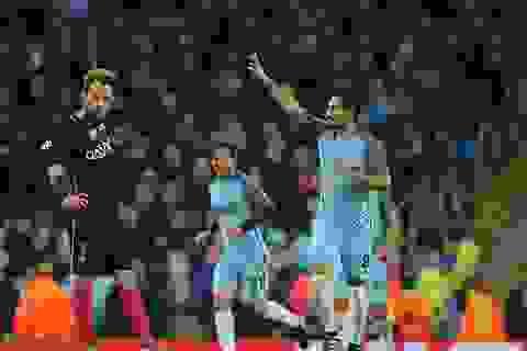 Man City 3-1 Barcelona: Phục hận thành công