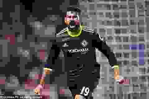 Chelsea vươn lên dẫn đầu bảng xếp hạng Premeir League