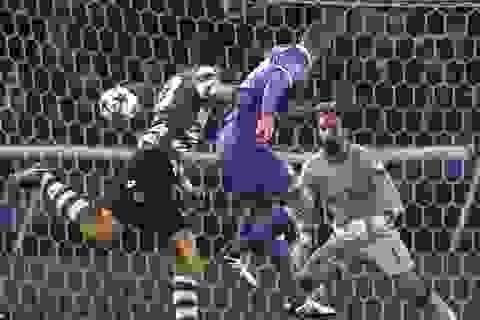 Đánh bại Sporting Lisbon, Real Madrid giành vé đi tiếp ở Champions League