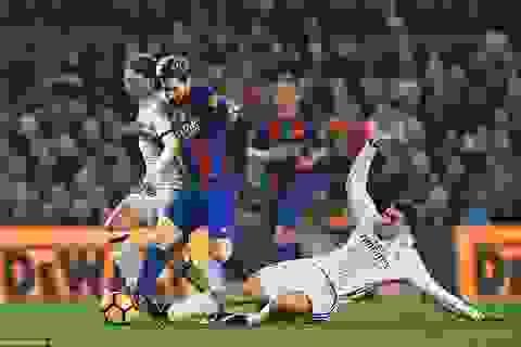 Những khoảnh khắc kinh điển ở đại chiến Barcelona-Real Madrid