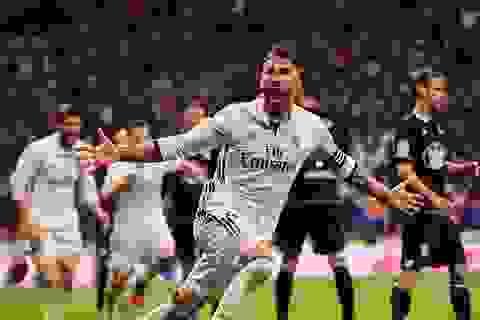 Real Madrid 3-2 Deportivo: Cứu tinh Sergio Ramos